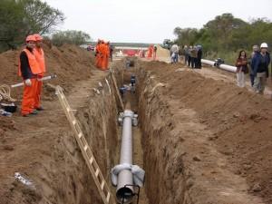 Sunchales, Rafaela y Esperanza – Santa Fe. Firman acuerdo para su red de gas natural. $800 Millones