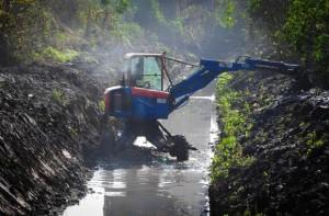 Obras de saneamiento para arroyos en Pilar Pcia. Bs. As. $52 Millones