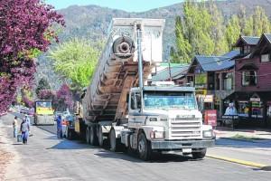 Adjudican obra de asfalto en San Martín de los Andes $6 Millones