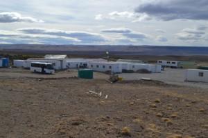Llaman a concurso internacional para campamento de las represas Kirchner- Cepernic 23.926 m2