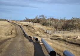 """Construcción del """"loop"""" de gas $7,8 Millones"""