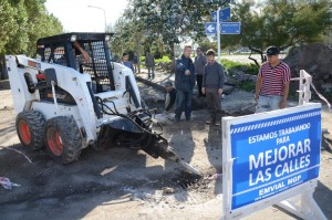 1000 Cuadras de Pavimento en Comodoro Rivadavia Chubut $156 Millones