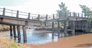 Reemplazo de Puente Sobre Arroyo Pillahico 2 Oferentes $17,2 Millones