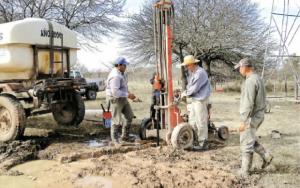 Adjudicación: Perforaciones de Agua Potable en Santa Fe $1 Millón