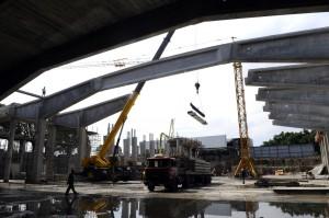 Centro de Exposiciones porteño: La obra de un edificio casi invisible