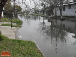Ampliación de desagües pluviales en Villa Alcira, Bernal Este $43 Millones