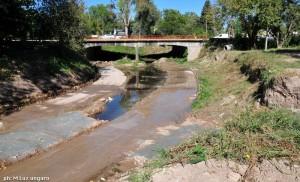 Seguimiento de Obras hidráulicas en La Plata (Pcia Bs.As.)