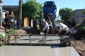 Pavimentaran el Barrio Los Olmos de Villa Nueva Córdoba $25 Millones