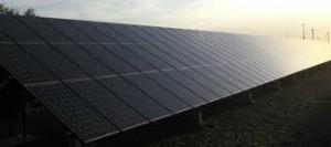 Ponen en marcha la construcción de la primera planta fotovoltaica de Santa Fe $34 Millones