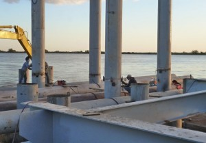 Terminal de combustibles en Puerto Ibicuy $570 Millones