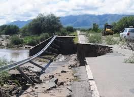 Reconstrucción de obras  en Leandro N. Alem-Dpto. Ayacucho San Luis 6,1 Millones