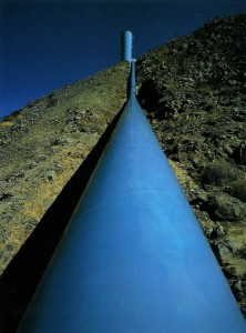 Firman acta de inicio de la obra del Acueducto Del Río Colorado $ 1.365 Millones