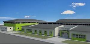 Nuevo Edificio del CET Nº27 Fernández Oro $28 Millones