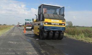 Pavimentación camino Colectora R.P. Nº 6 Buenos Aires 20,8 Millones