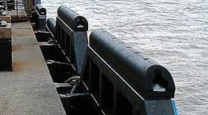 Reparación del Sistema de Defensas del Muelle de Rawson $4 Millones