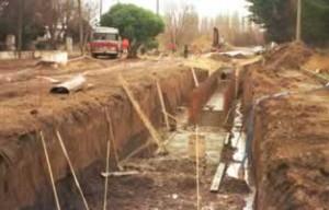 Desagües en Tabossi (Entre Rios) $18,9 Millones