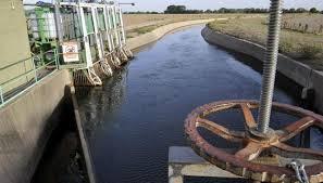 Entubado del Canal Los Molinos Córdoba $1000 Millones