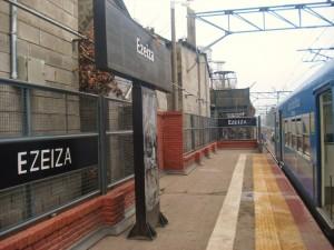Reformas y Adecuación Estación Ezeiza $24,2 Millones
