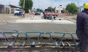 Pavimentación Urbana en Las Heras $25 Millones