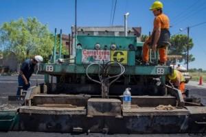 Pavimentación de 11 cuadras en Macachin – La Pampa – 3,4 Millones