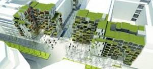 Viviendas Sociales Villa Olímpica –Licitación III – Edificios UG4-P1, P2, P3 $168 Millones