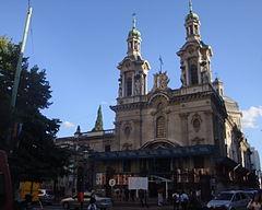 Restauración Basílica San Francisco de Asís y Capilla San Roque  $94 Millones