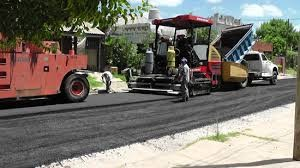 Pavimentación de la trama vial en Concepción del Uruguay