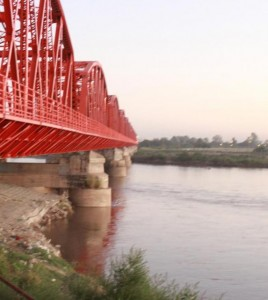 Mejoras en Puente Carretero sobre el Río Dulce