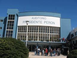 Centro Nacional de Alto Rendimiento Deportivo – Puesta en Valor Auditorio $47 Millones