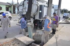 Desagües: tres ofertas para realizar trabajos de mantenimiento y limpieza