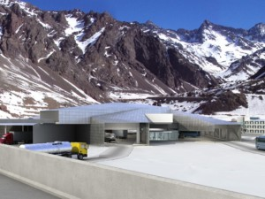 Complejo Fronterizo en Chile – Túnel Cristo Redentor