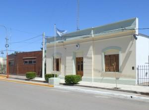 Anguil: Licitación para ampliación y refacción de la comisaría