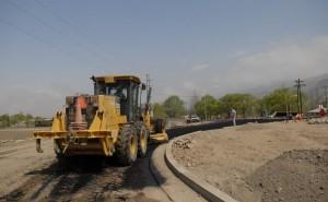 Calzadas Pavimentadas Ciudad de Banda del Rio Salí $36 Millones