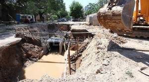 Adjudicarón la Obra de Desagües Pluviales Colector Larrea – $197 Millones