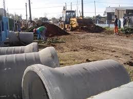 Dos Ofertas para Obras Hidráulicas, pavimento y cordón cuneta para el Barrio La Matera $125 Millones