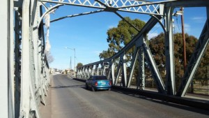 Reparación de Puente Sobre Rio Chubut $18,7 Millones