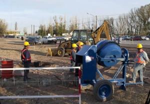 Remodelación Av. San Martín – Municipio de Las Heras $24,8 Millones