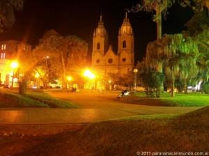Alumbrado Público en Paraná Unica Oferta $123 Millones