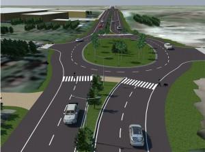 Convertirán en autopista la Ruta 40 entre calles 5 y 9 $ 432 Millones