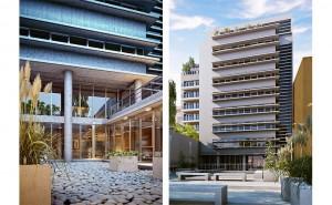Edificio Anexo a la Facultad de Filosofía y Letras de la UBA