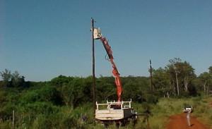 Electrificación Rural en la Provincia de Misiones $79 Millones