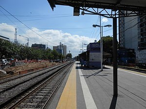 Estaciones en la Línea Ferrocarril Sarmiento $17,8 Millones