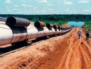 Gasoducto: Deben definir primero el cruce por el Paraná