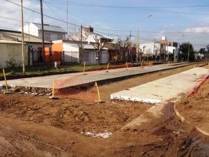 Adjudicaron a Soluciones PDG S.A. calle en Concordia