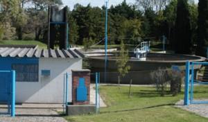 Avanza la construcción de la nueva planta de tratamiento de efluentes del Parque Industrial de Gualeguaychú