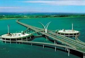 Firmaron contrato para los estudios de prefactibilidad del segundo puente Chaco-Corrientes