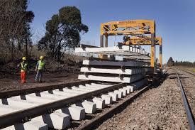 Licitan Renovación de vías entre Rufino y Justo Daract  – 320 Km