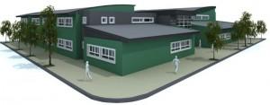 El Gobierno de Río Negro licitó la ampliación de la Escuela 195 de Catriel