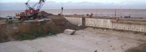 Nuevo aliviador del arroyo Vega $2.000 Millones