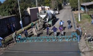 Adjudicaron a la (UTE) PASKO S.R.L. – GENARO SCAVO – NOVELLI S.A.C.I.F.I.C.A. Pavimento Urbano y Adecuación Hidráulica en la Localidad de Fontana – Chaco $40 Millones